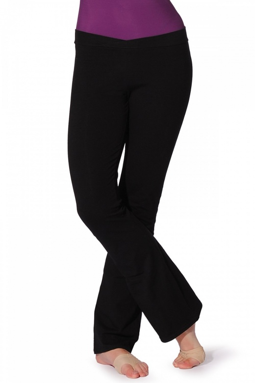 Capezio Low Rise Cotton Jazz Pants
