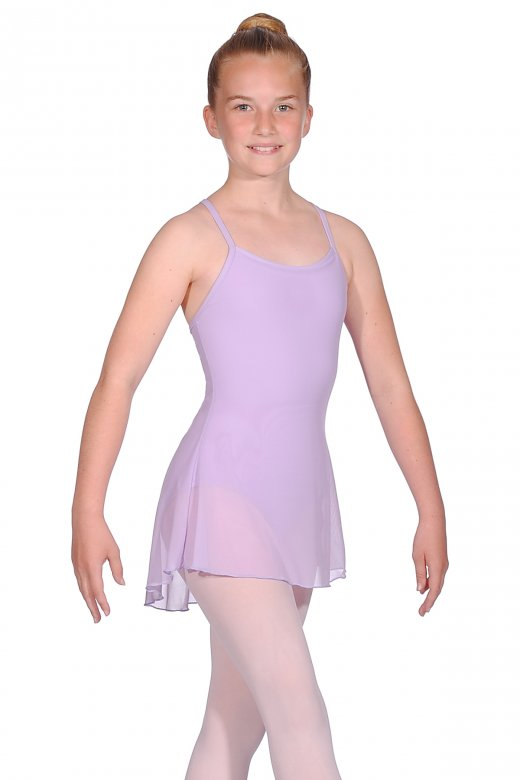 Ballet Rosa Mady Girls' Camisole Leotard with Skirt