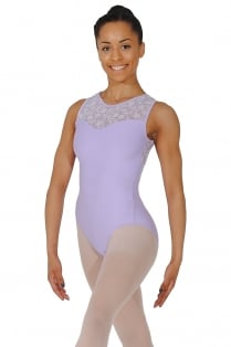 Majeste sleeveless Leotard