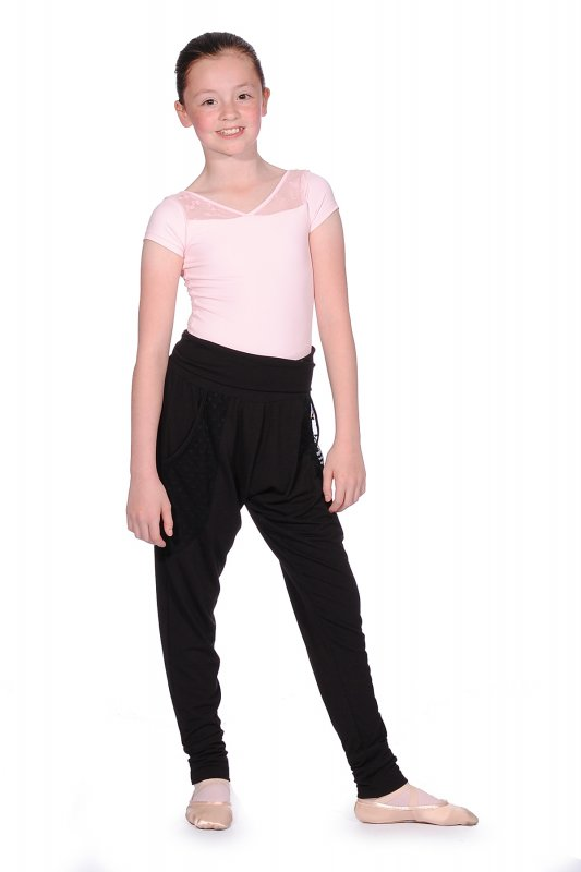 Bloch Maonife Girls' Harem-Style Dance Pants from ...