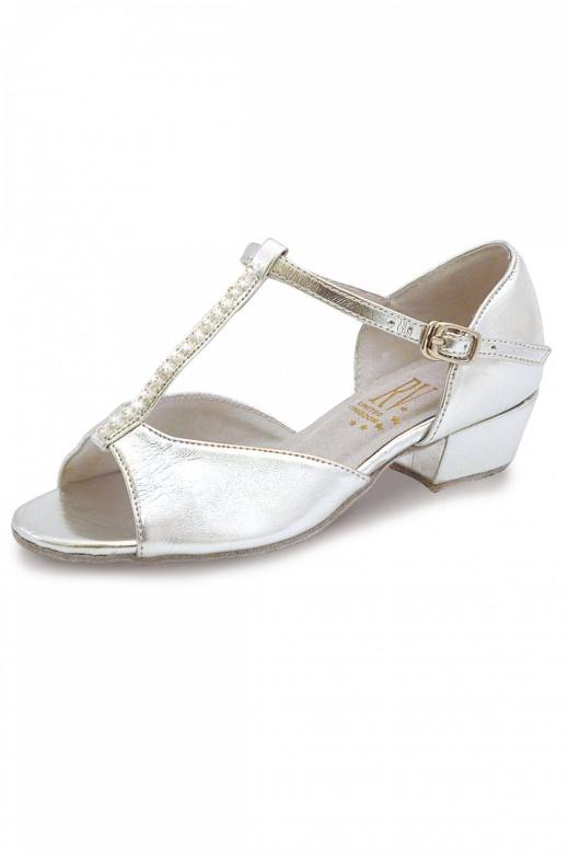 Roch Valley Marika Girls' Ballroom Shoes
