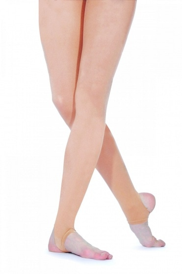Matte Ladies Stirrup Tights