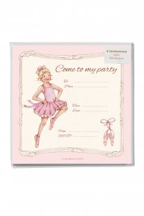 Melissa Party Invitations