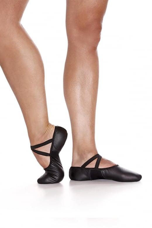 So Danca Men's Leather Ballet Shoes