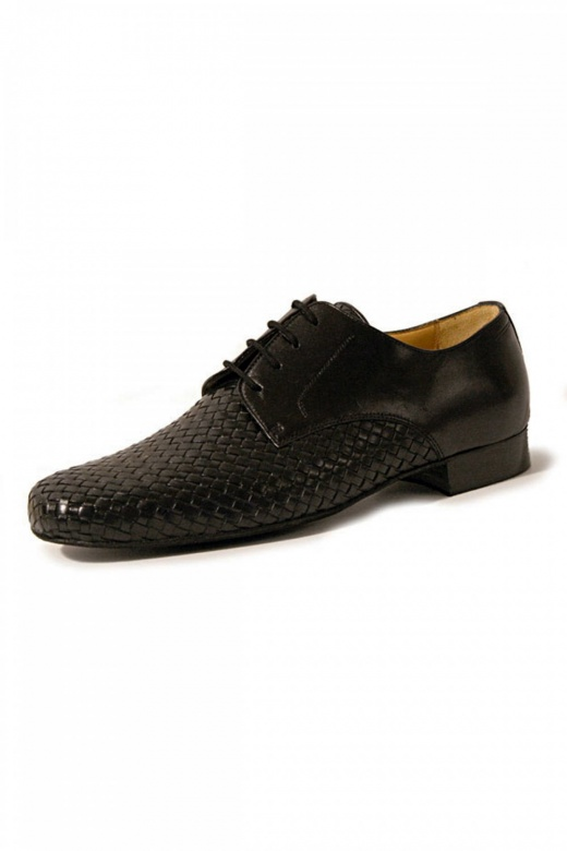 Werner Kern Men's Nappa Hand Braided Ballroom Shoes