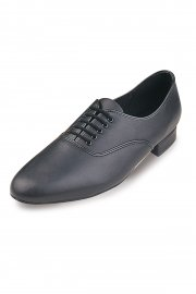 Men's Oxford Leather Ballroom Shoes