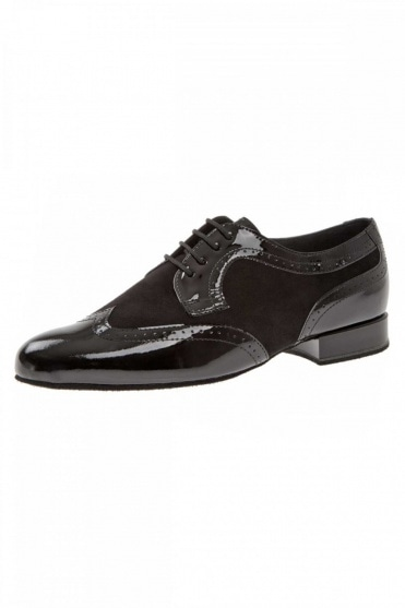 Men's Patent Gibson Ballroom Shoes