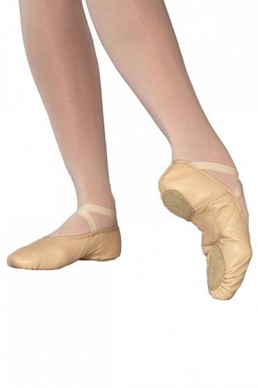 Iva Split Sole Ballet Shoes