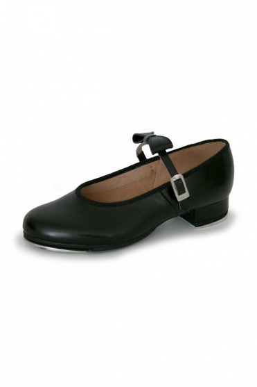 Merry Jane Tap Shoes with Removable Bow