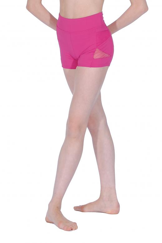Capezio Mesh Shorts