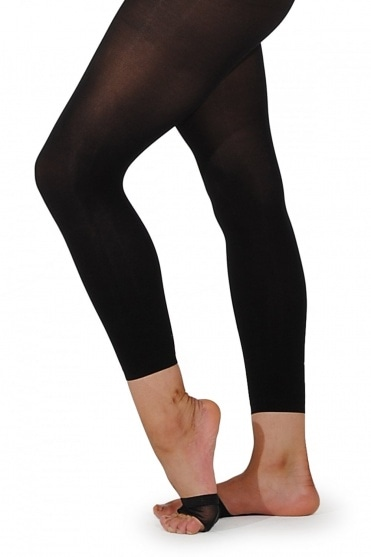 Microfibre Footless Tights