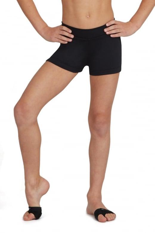 Capezio Micropoly Shorts