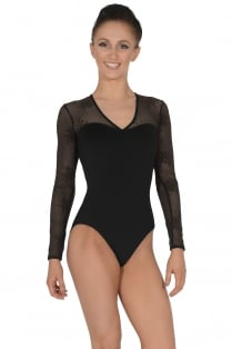 3/4 Sleeve Leotard