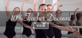 10% Teacher Discount