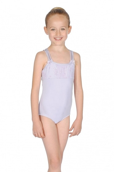 Multi-Strap Leotard
