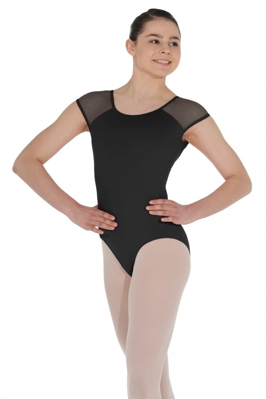 Bloch Nasira Girls' Leotard