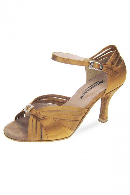 DanceAmo Novara Ladies Ballroom Shoes