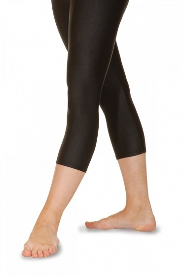 Nylon/Lycra Calf Length Leggings