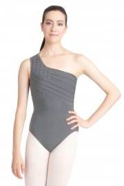 One Shoulder Leotard