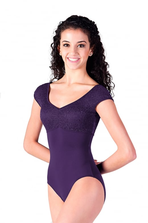 So Danca Padded Bra Leotard