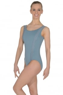 Panelled Leotard