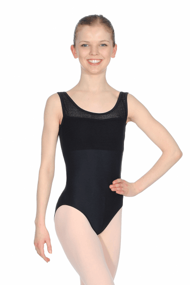 Peacock Tank Leotard