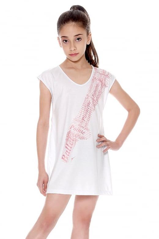 So Danca Pointe Dress/Long-line T