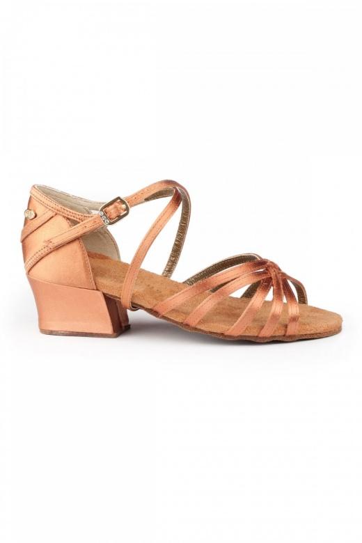 Port Dance Girls' Dance Sandals with 3cm Low Heel