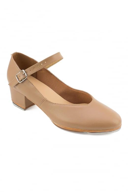 """So Danca Practice Shoe with 1.25"""" Heel"""