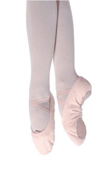 Pro Canvas Ballet Shoes