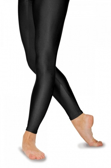 Footless Nylon/Lycra Tights