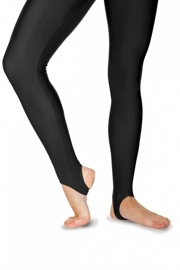 Nylon/Lycra Stirrup Tights