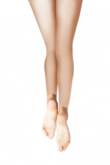 Ultra Soft Footless Tights