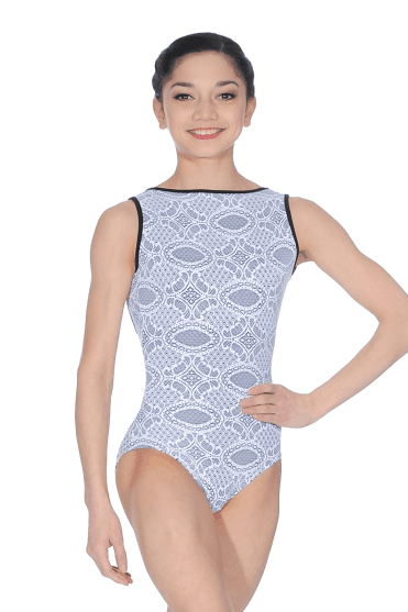 All Over Lace Leotard