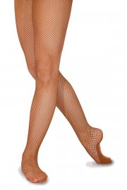 Professional Seamless Fishnet Tights