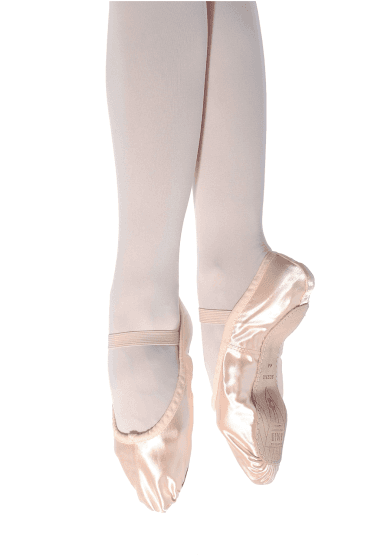 Prolite Full Sole Satin Ballet Shoes