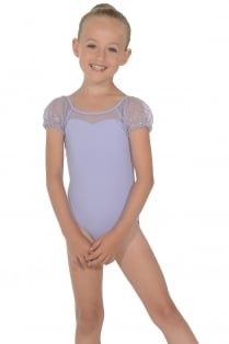 Puff Sleeve Leotard