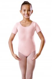 RAD Short Sleeve Primary Exam Cotton Leotard