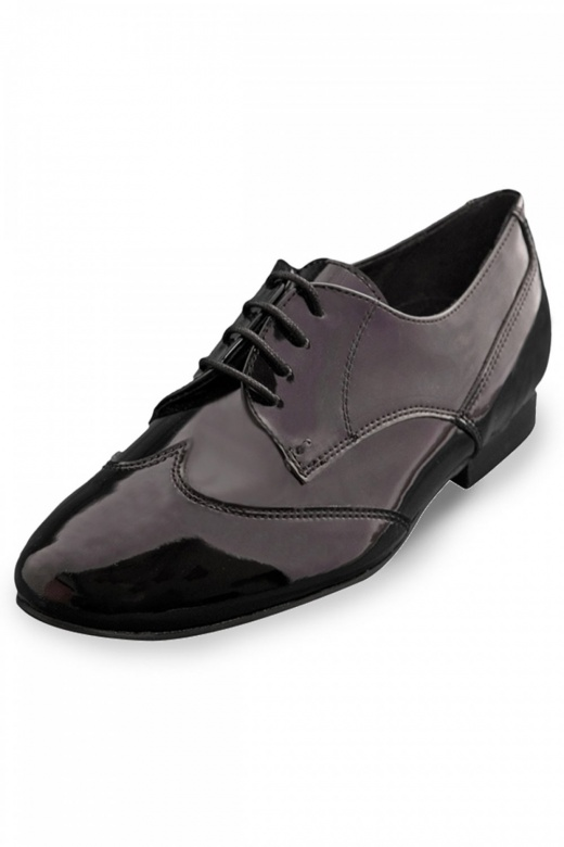 Ray Rose Mulberry Men's Patent Ballroom Shoes - Street Sole