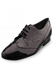 Mulberry Men's Patent Ballroom Shoes - Street Sole