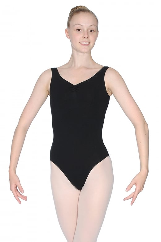 Roch Valley Approved bbodance Sleeveless Exam Leotard