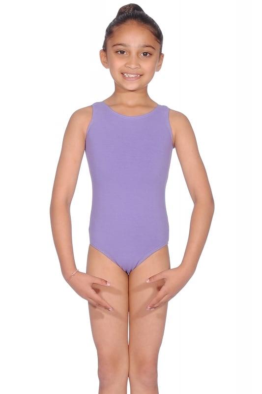 92271ec07246 Roch Valley BBO Approved Sleeveless Girls  Leotard