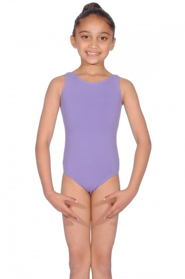 Approved bbodance Sleeveless Examination Leotard