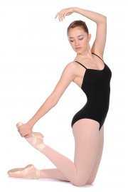 Bianca Cotton Camisole Leotard