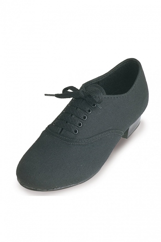 Roch Valley Boys Canvas Oxford Tap Shoes