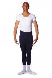 Boys'/Men's Cotton Stirrup Tights