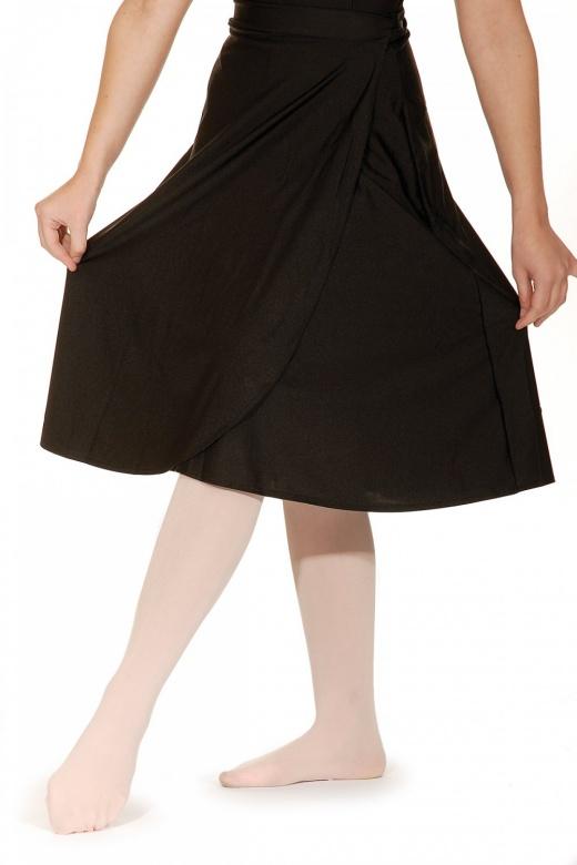 Roch Valley Calf Length Wrapover skirt