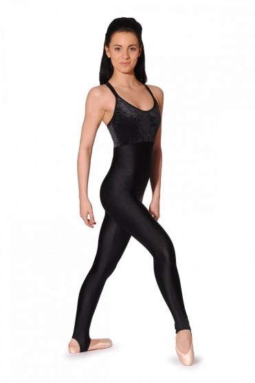Cross-Strap Catsuit