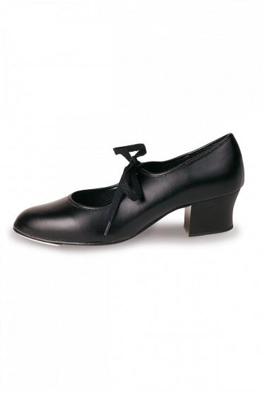 Cuban Heel PU Tap Shoes