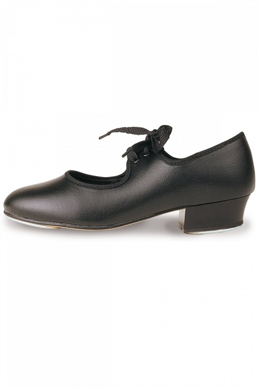 Roch Valley Low Heel PU Tap Shoes